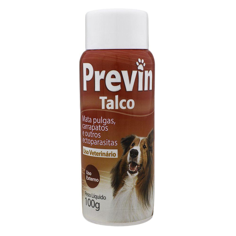 PREVIN TALCO 100g
