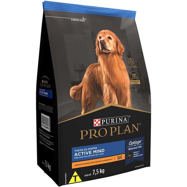 PROPLAN DOG ACTIVE MIND 7,5 Kg