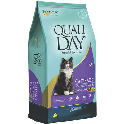 QUALIDAY CAT CARNE CASTRADO