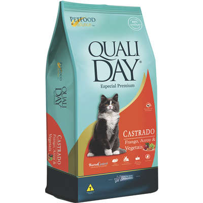QUALIDAY CAT FRANGO CASTRADO