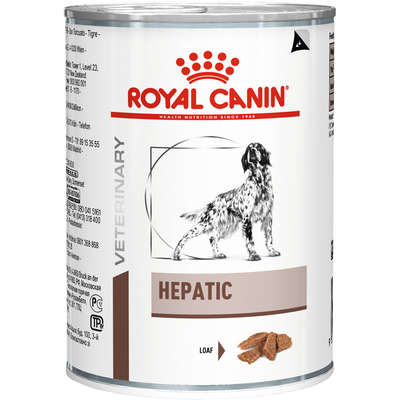 ROYAL CANIN CANINE HEPATIC LATA 420 g