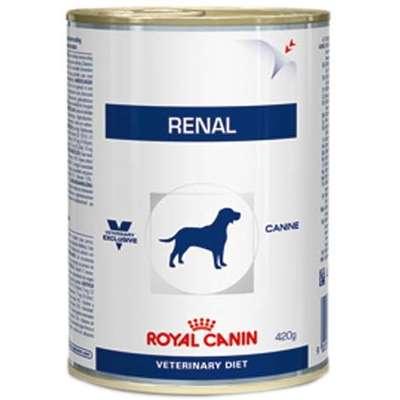 ROYAL CANIN CANINE RENAL LATA 410 g