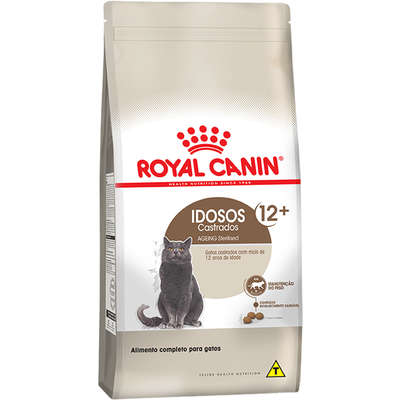 ROYAL CANIN CAT STERILISED 12+ANOS