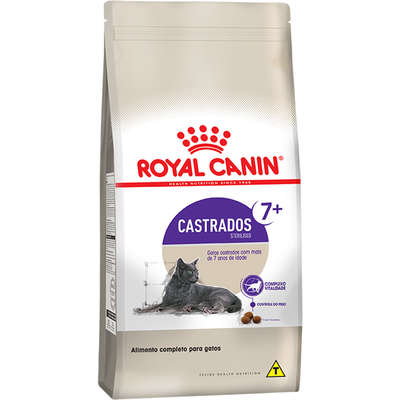 ROYAL CANIN CAT STERILISED 7+ANOS