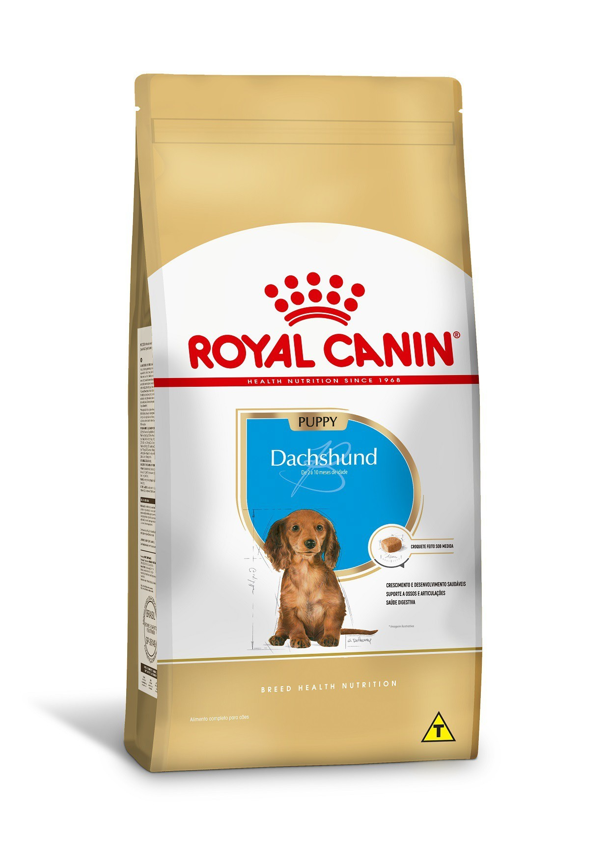 ROYAL CANIN DACHSHUND PUPPY 2,5 Kg