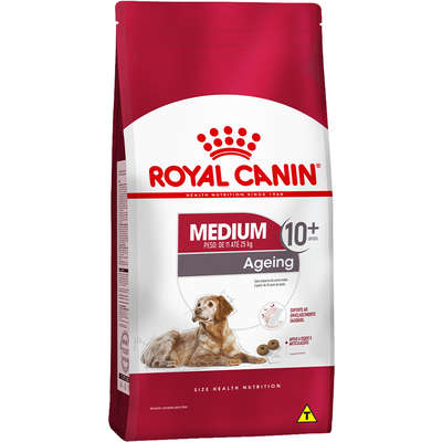 ROYAL CANIN MEDIUM AGEING 10+ ANOS 15Kg