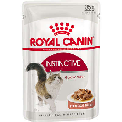 ROYAL CANIN SACHÊ CAT INSTINCTIVE 85g