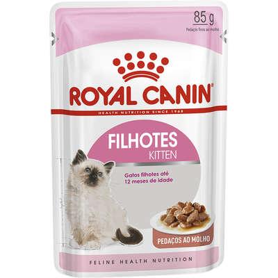 ROYAL CANIN SACHÊ CAT KITTEN INSTINCTIVE 85g