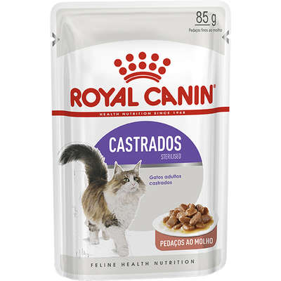 ROYAL CANIN SACHÊ CAT STERILISED 85g