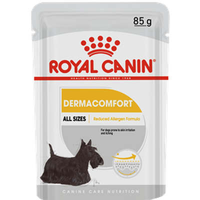 ROYAL CANIN SACHE DOG DERMACOMFORT 85 g