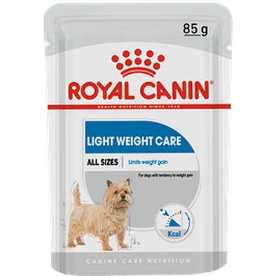 ROYAL CANIN SACHE DOG LIGHT WEIGHT CARE 85 g