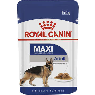 ROYAL CANIN SACHE MAXI ADULT 140 g