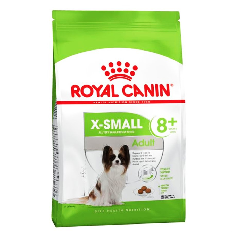 ROYAL CANIN X-SMALL MATURE 8+ ANOS
