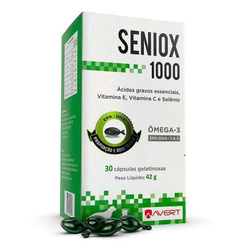 SENIOX 1000 30 CÁPSULAS