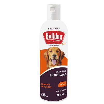 SHAMPOO BULLDOG ANTIPULGAS 500mL