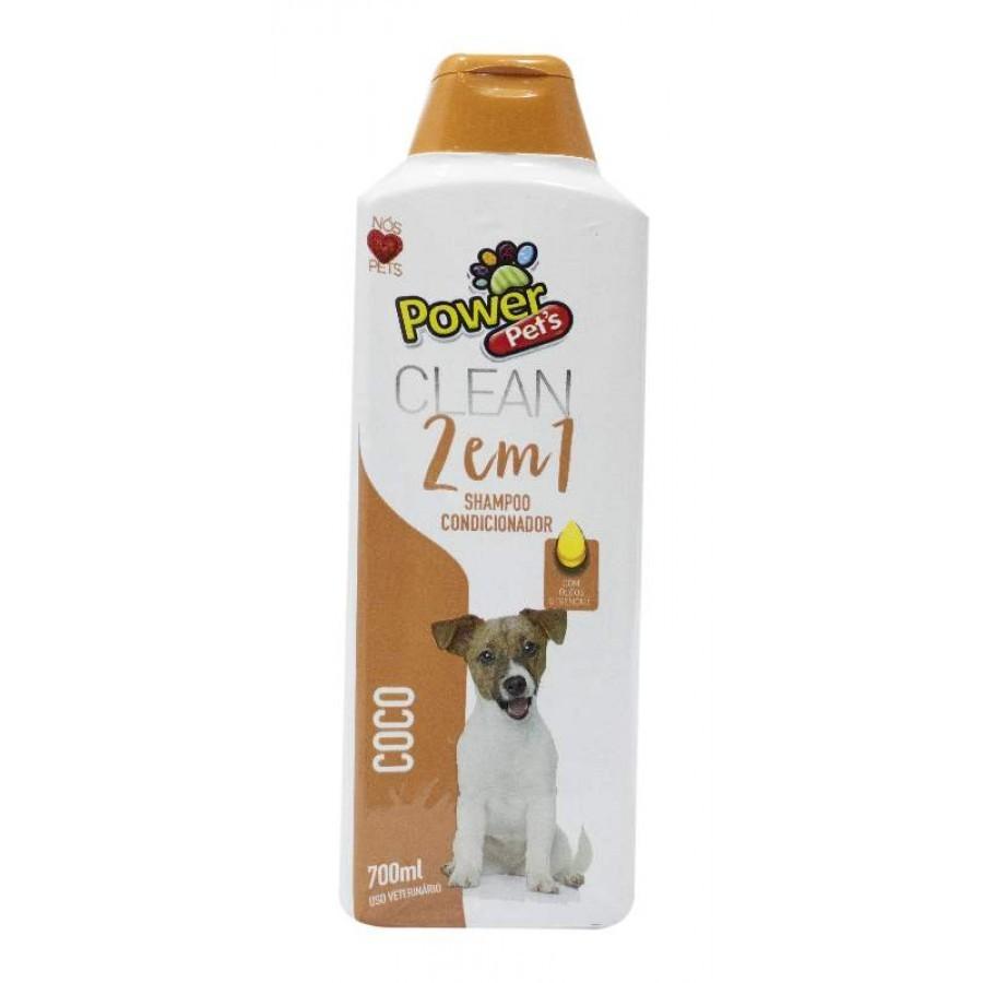 SHAMPOO POWERPETS COCO 700 ml