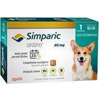 SIMPARIC 40 mg 1 COMPRIMIDO (10,1 a 20 Kg)