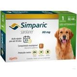 SIMPARIC 80 mg 1 COMPRIMIDO (20,1 a 40 Kg)