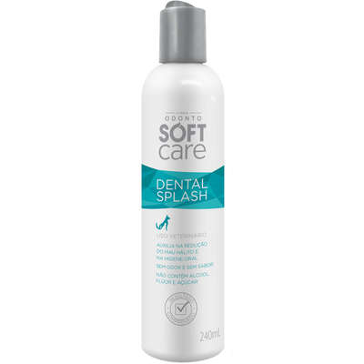 SOFT CARE DENTAL SPLASH 240 ml