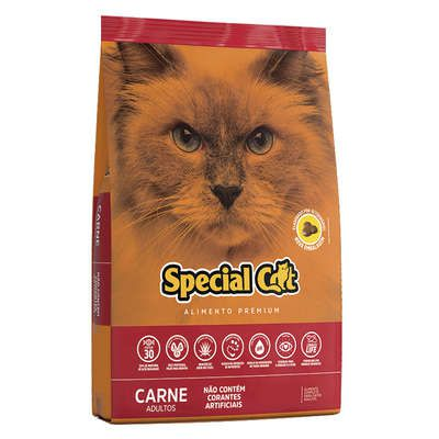 SPECIAL CAT CARNE ADULTOS