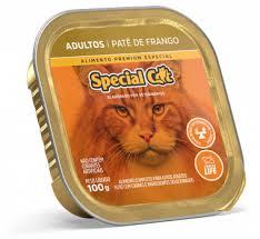 SPECIAL CAT PATE ADULTO FRANGO 100 g