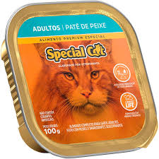 SPECIAL CAT PATE ADULTO PEIXE 100 g