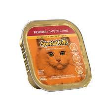 SPECIAL CAT PATE FILHOTE CARNE 100 g