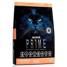SPECIAL CAT PRIME CASTRADOS SALMÃO