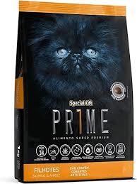 SPECIAL CAT PRIME FILHOTES SALMÃO 1 Kg