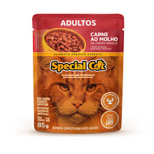 SPECIAL CAT SACHE ADULTO CARNE 85 g