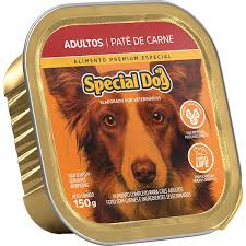 SPECIAL DOG PATE ADULTO CARNE