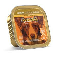 SPECIAL DOG PATE ADULTO FRANGO