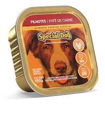 SPECIAL DOG PATE FILHOTE CARNE