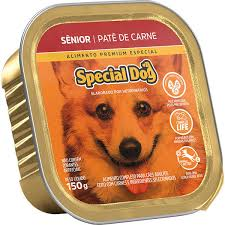 SPECIAL DOG PATE SENIOR CARNE