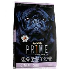SPECIAL DOG PRIME LIGHT RAÇAS PEQUENAS 1 Kg