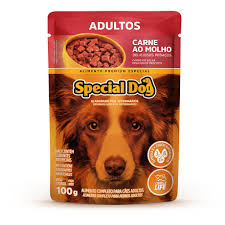 SPECIAL DOG SACHE ADULTO CARNE 100 g