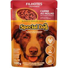 SPECIAL DOG SACHE FILHOTE CARNE 100 g