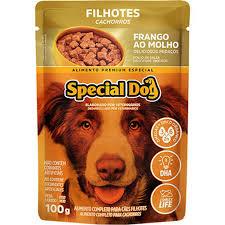 SPECIAL DOG SACHE FILHOTE FRANGO 100 g