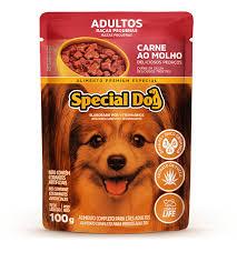 SPECIAL DOG SACHE RACAS PEQUENAS CARNE 100 g