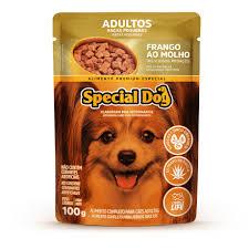 SPECIAL DOG SACHE RACAS PEQUENAS FRANGO 100 g