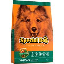 SPECIAL DOG VEGETAIS