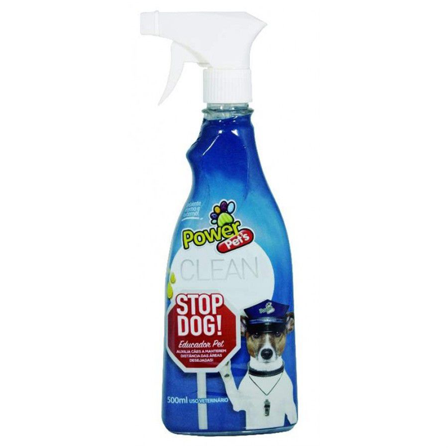 STOP DOG EDUCADOR POWERPETS 500 ml
