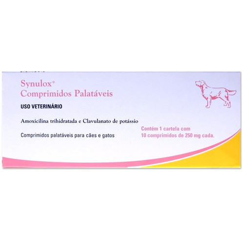 SYNULOX  250mg