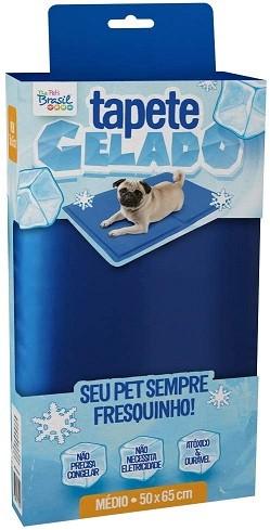 TAPETE GELADO THE ICE PAD 50 x 65cm MÉDIO AZUL