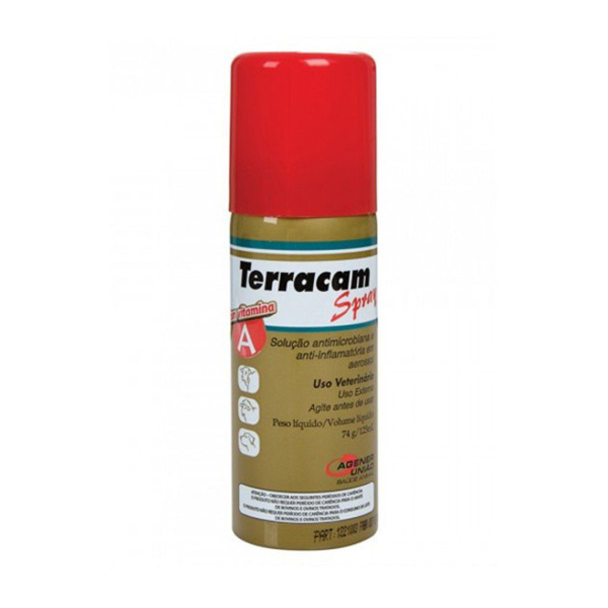 TERRACAM SPRAY 125mL