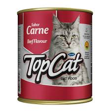 TOP CAT LATA CARNE 290 g