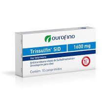TRISSULFIN SID 1600 mg