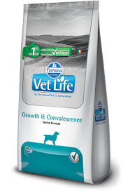 VET LIFE CANINE GROWTH CONVALESCENCE 2 Kg