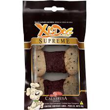 XISDOG SUPREME CALABRESA 65g