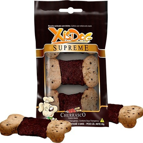 XISDOG SUPREME CHURRASCO 65g